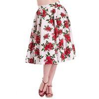 Hell Bunny Cannes 50s Skirt - 50's Skirt - Rockabilly Skirt