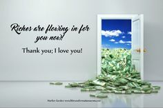 It's your time for riches. www.lifetransformationsecrets.com