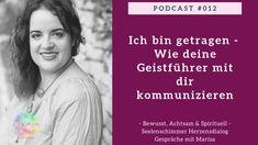 Podcast 012 - Ich bin getragen -  Wie deine GEISTFÜHRER mit dir kommunizieren - YouTube Angst, Memes, Youtube, Experiment, Monat, November, Island, Inspiration, Celebrate Life