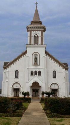 Beautiful church in St James parish
