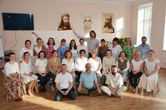 Участници от Движението на сесия в Университета по Етика на Живота 30 април – 5 май 2015 г.