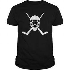 Hockey Goalie Jolly Roger