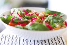 salade pois chiches