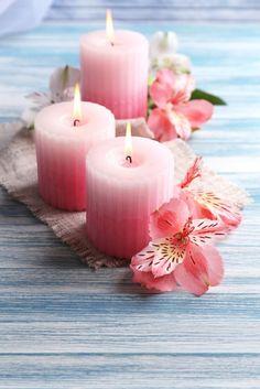 In der gleichen Farbe wirkt das Bild harmonisch. #homestory #home #interior #accessoires #candles #romantic #decoration