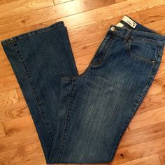 "Lane Bryant flare tall jeans In great condition! Flare, tall jeans inseam 36"" Lane Bryant Jeans"
