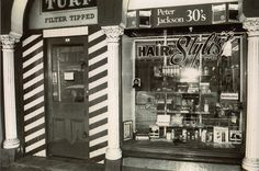 North Melbourne barber shop