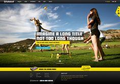 Spikeball website  by Jonden Jackson