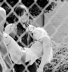 """Norman Reedus: that scene when I had to carry dead Beth, those tears were real. I was crying before we were shot the scene. Everyone was crying."""""""