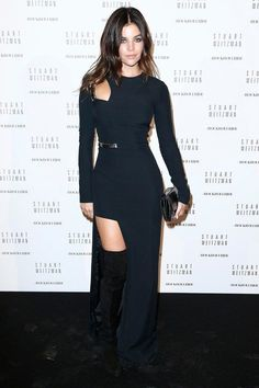Paris Fashion Week Front Row And Parties - Celebrity Fashion Trends