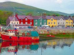 dingle ireland | Dingle Ireland is a photograph by Jim McCullaugh which was uploaded on ...
