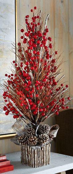 DYI: dekoracje świąteczne, które możesz zrobić sama - 20 fantastycznych pomysłów na bożonarodzeniowe ozdoby - Strona 20