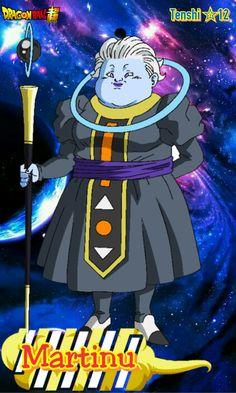 Tenshi - Martinu. Dragon ball super