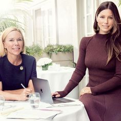 How Actress Jessica Biel and Activist Saundra Pelletier Are Helping Women Understand Their Bodies: Glamour.com