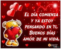 85 Mejores Imagenes De Imagenes De Buenos Dias Amor Quotes Love
