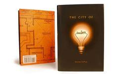The City of Ember Book Cover Design, Book Design, City Of Ember, Literary Fiction, Nonfiction, Book Covers, Sci Fi, Books, Non Fiction