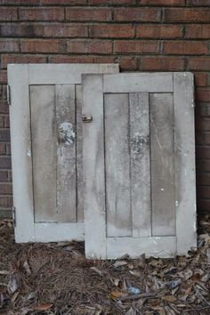 Old cupboard doors #rustic #whitebootsbridal #rusticweddings