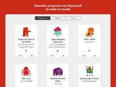¿Aún no sabes programar? Aprende de la mano de Hopscotch Hopscotch, Opera House, Happy Birthday, Hands, Families, Happy Brithday, Urari La Multi Ani, Happy Birthday Funny, Opera