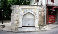 Rüstem Paşa Sıbyan Mektebi çeşmesi, Üsküdar 2016. Istanbul, Fountain, Ottoman, Architecture, Beautiful, Home Decor, Pictures, Arquitetura, Decoration Home