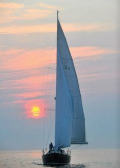 Sailing....it's been a long time.  Sailed in FL and CA