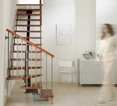 Arke Genius Custom Spiral Stairs 020-3 from waybuild