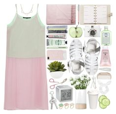 """""""When everything's wrong, you'll make it right"""" by melislookbook ❤ liked on Polyvore featuring Theyskens' Theory, Tweezerman, L'Occitane, Acne Studios, Etude House, LEXON, Faber-Castell, Louis Vuitton, LSA International and EDEN"""