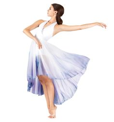 Adult Hand Painted Hi Lo Halter Dress Biggest Dancewear Mega Store Offering Brand Dance And Ballet Shoes Dance Clothing Recital Costumes Dance Tights Shop All Pointe Shoe Brands And Dance Wear At The Lowest Price Modern Dance Costume, Cute Dance Costumes, Contemporary Dance Costumes, Dance Costumes Lyrical, Dance Leotards, Lyrical Dance, Jazz Dance, Latin Dance, Dance Outfits