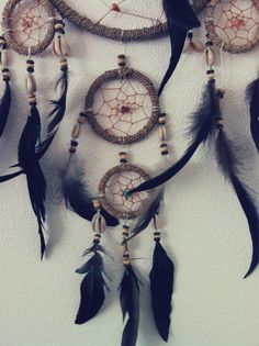 According to Native American tradition, the dream catcher is believed to catch all of a person's dreams, trapping the bad ones, and letting only the good dreams pass through the dream catcher. http://www.dream-catchers.org/