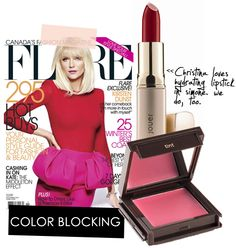 Color Blocking Spring Trend Jouer and Glossed and found