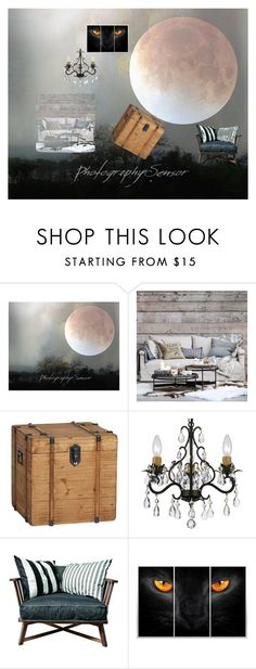 """Havest Moon in Autumn"" by gena-june on Polyvore featuring interior, interiors, interior design, home, home decor, interior decorating, Eichholtz, Home Decorators Collection and Gervasoni"