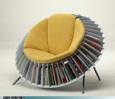 funny real estate - Your Daily Bookcase: Sit on It