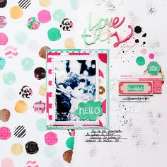 Hello+beautiful+by+Marinette+at+@studio_calico