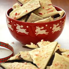 Make: Peppermint Bark