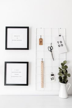 einfache IKEA Hacks: Grid Moodboard The Beauty Dojo