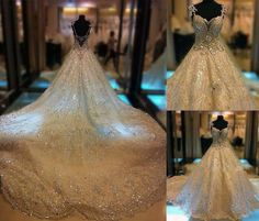 Beautiful princess ball gown
