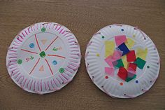 Preschool Crafts for Kids*: Paper Plate Tambourine/Shaker Music Craft