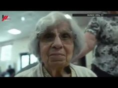 Una cámara grabó lo que hace esta anciana sola en su casa. Y te romperá ...