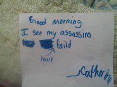 12 Adorably Funny Passive Aggressive Notes from Kids