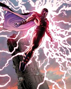 Magneto: Magneto by Greg Land