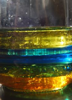 Liquid Layers, looking at density