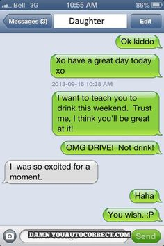 funny auto-correct texts - The 50 Best Autocorrects of 2013!