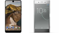 Essential Phone PH 1 vs Sony Xperia XZ Premium Subscribe! http://youtube.com/TechSpaceReview More http://TechSpaceReview.tumblr.com