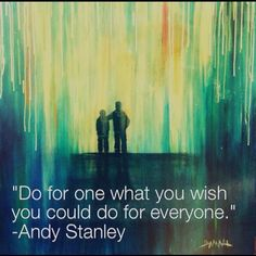 Andy Stanley - love this preacher! i WILL hear him one day in person! Great Quotes, Me Quotes, Inspirational Quotes, Love Words, Beautiful Words, Andy Stanley, Words Worth, Good Thoughts, Quotable Quotes