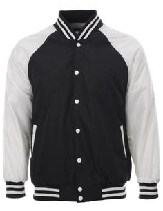 FLATSEVEN Mens Varsity College Baseball Padded Winter Jacket (VSJW02) Black, XS FLATSEVEN http://www.amazon.com/dp/B00ISHG6RS/ref=cm_sw_r_pi_dp_80olub1ABJMCA
