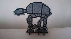 AT-AT Star Wars hama beads by Kezly Beads