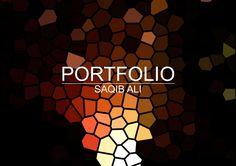 Saqib ali industrial design portfolio
