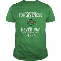 Awesome Tee Ninja turtle fans T-Shirts Whats Your Spirit Animal, Fan Shirts, Girl Shirts, Wise Men Say, Turtle Shirts, Geek Tech, Shirts For Teens, Movie T Shirts, Shirt Sale