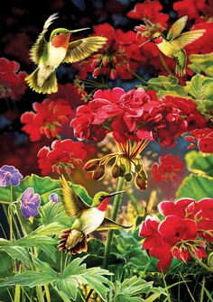 This adult jigsaw is perfect for puzzlers who adore nature and wildlife. A scene…