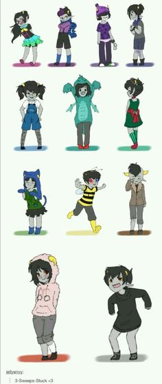 Randomly Homestuck.