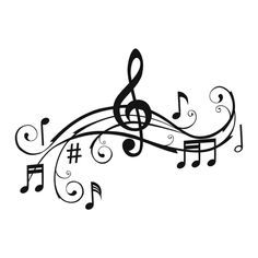 Wall stickers art music notes 39 New Ideas Car Decorative Accessories, Bumper Stickers, Wall Stickers, Sticker Vinyl, Symbol Hand, Music Bedroom, The Lion Sleeps Tonight, Note Tattoo, Rainbow Painting