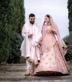 Anushka Sharma and Virat Kohli tie knot in Italy